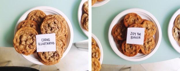 CI vs. Joy the Baker
