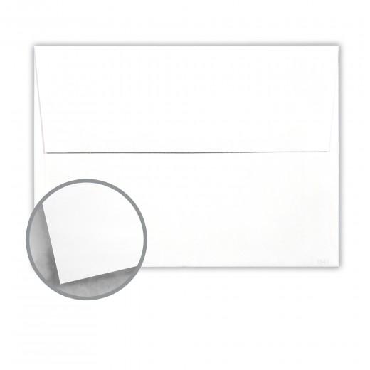 White Envelopes - A2 (4 3/8 x 5 3/4) 24 lb Writing Wove
