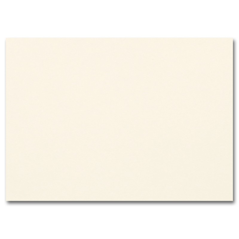 Notecards Blank Note Cards in Any Color, Size, Finish  Weight - what size are notecards