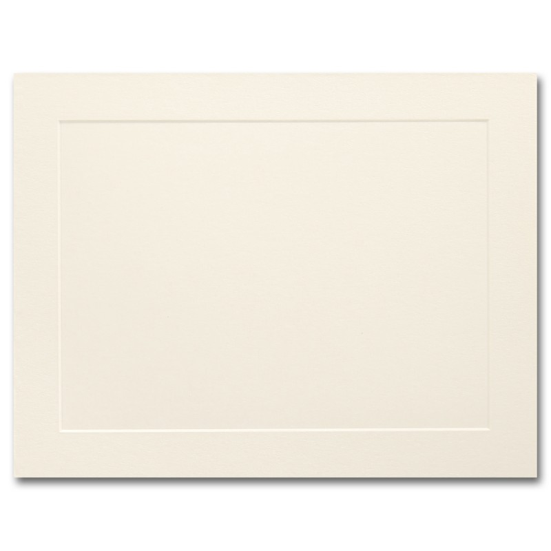 Notecards Blank, Colored, Flat, Folding, Smooth, Felt, Panel