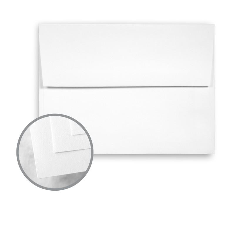 Solar White Envelopes - A2 (4 3/8 x 5 3/4) 80 lb Text Smooth - envelope a2