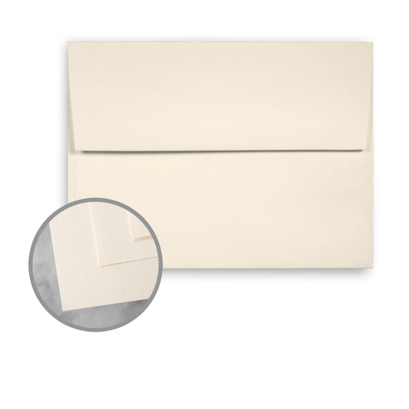 Classic Natural White Envelopes - A2 (4 3/8 x 5 3/4) 80 lb Text - envelope a2