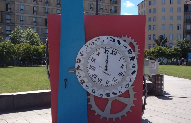 HorlogeMagique