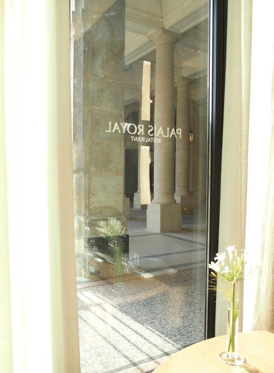 Le restaurant du palais royal   the parisienne