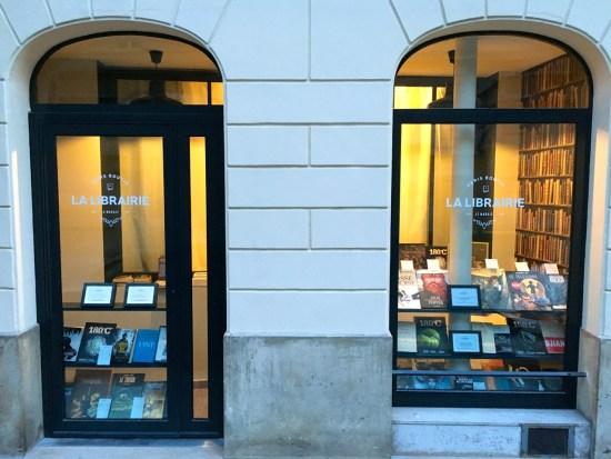 Paris Boutik - La Librairie