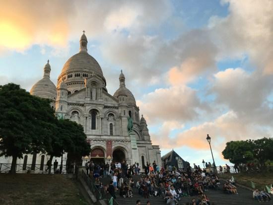 Montmartre - Le Sacré Coeur