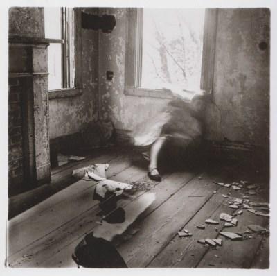 Francesca Woodman's Playful Darkness