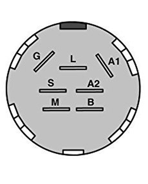 Craftsman Riding Mower Ignition Switch 163968 175566