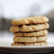 Paleo butter cookies