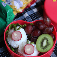 Bibbo Cheesedog Rice Balls + Things I Do For My Kids To Make Them Feel Loved