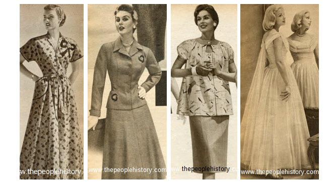 PHOTOS OF SINGLE GIRLS 50'S ATTIRE