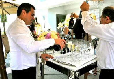 brunch champagne LA california