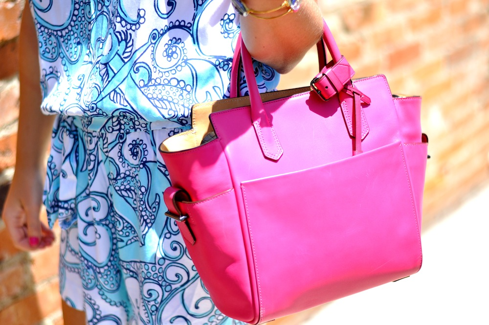 Pink Reed Krakoff Bag