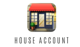 house account shopping app nationwide