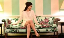 ella moss white sweater