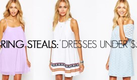 DRESSES UNDER 50