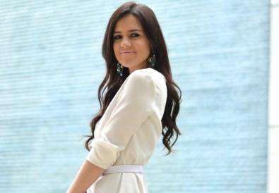 Nha Khanh Long sleeve dress