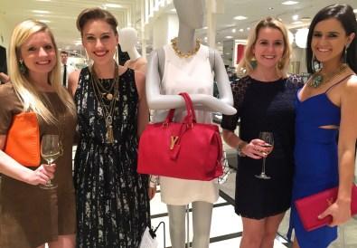 Dallas Neiman Marcus Tidbits It Girls