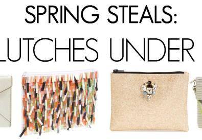 clutches under $100