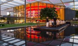 ATT Reflective Pool Event Dallas