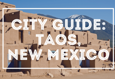 city guide taos new mexico