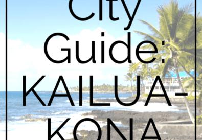 city guide kailua-kona