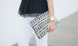 black crochet peplum top-11