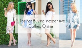 5 tips for buying inexpensive clothes online