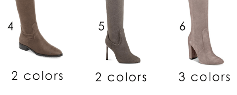 FALL FINDS: 12 Over-The-Knee Boots Under $200