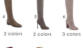 over the knee boots under $200