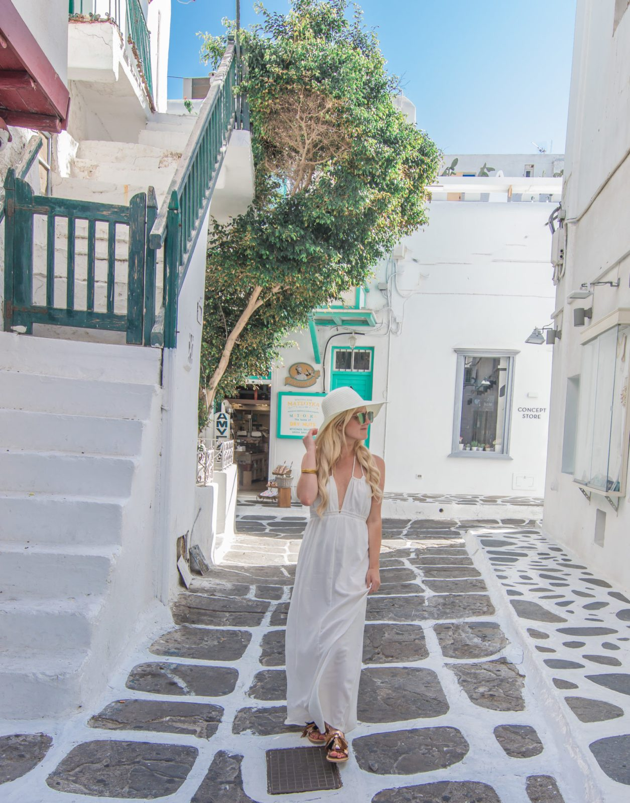 Fashion Blog Travel Guide Mykonos