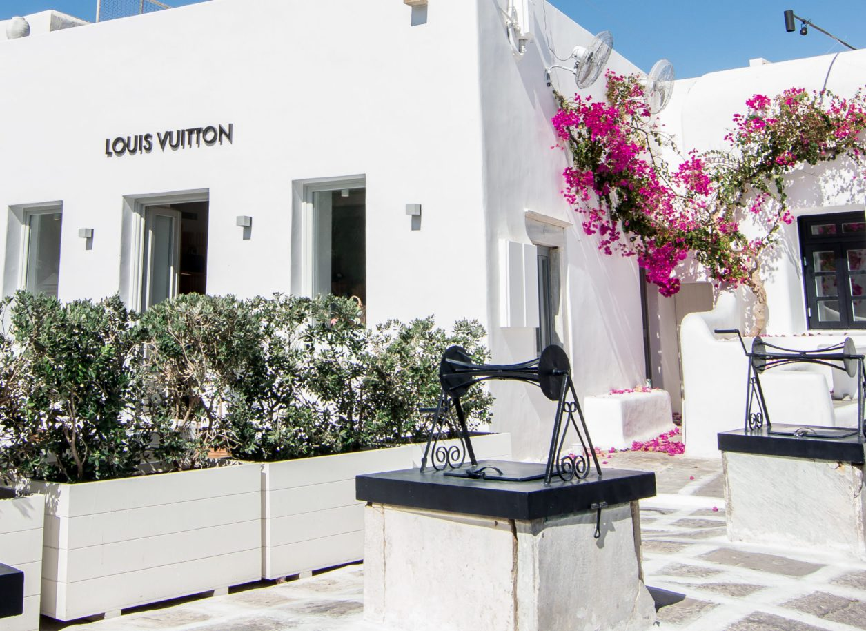 Louis Vuitton Mykonos