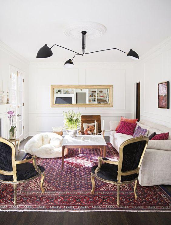 pink-oriental-rug-antique-modern-decor
