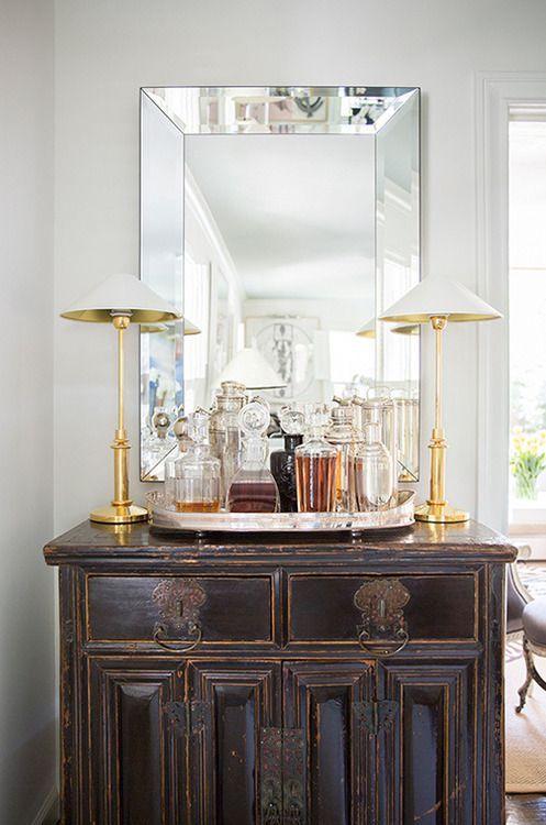 antique-dresser-modern-decor