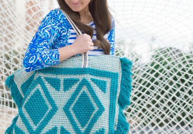 Perennial Style Lilly Pulitzer Tote (3 of 27)