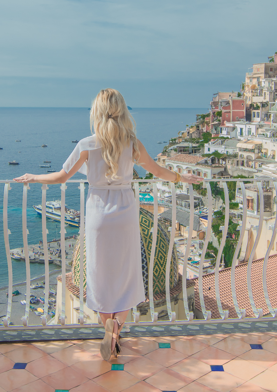 Le Sirenuse View Positano