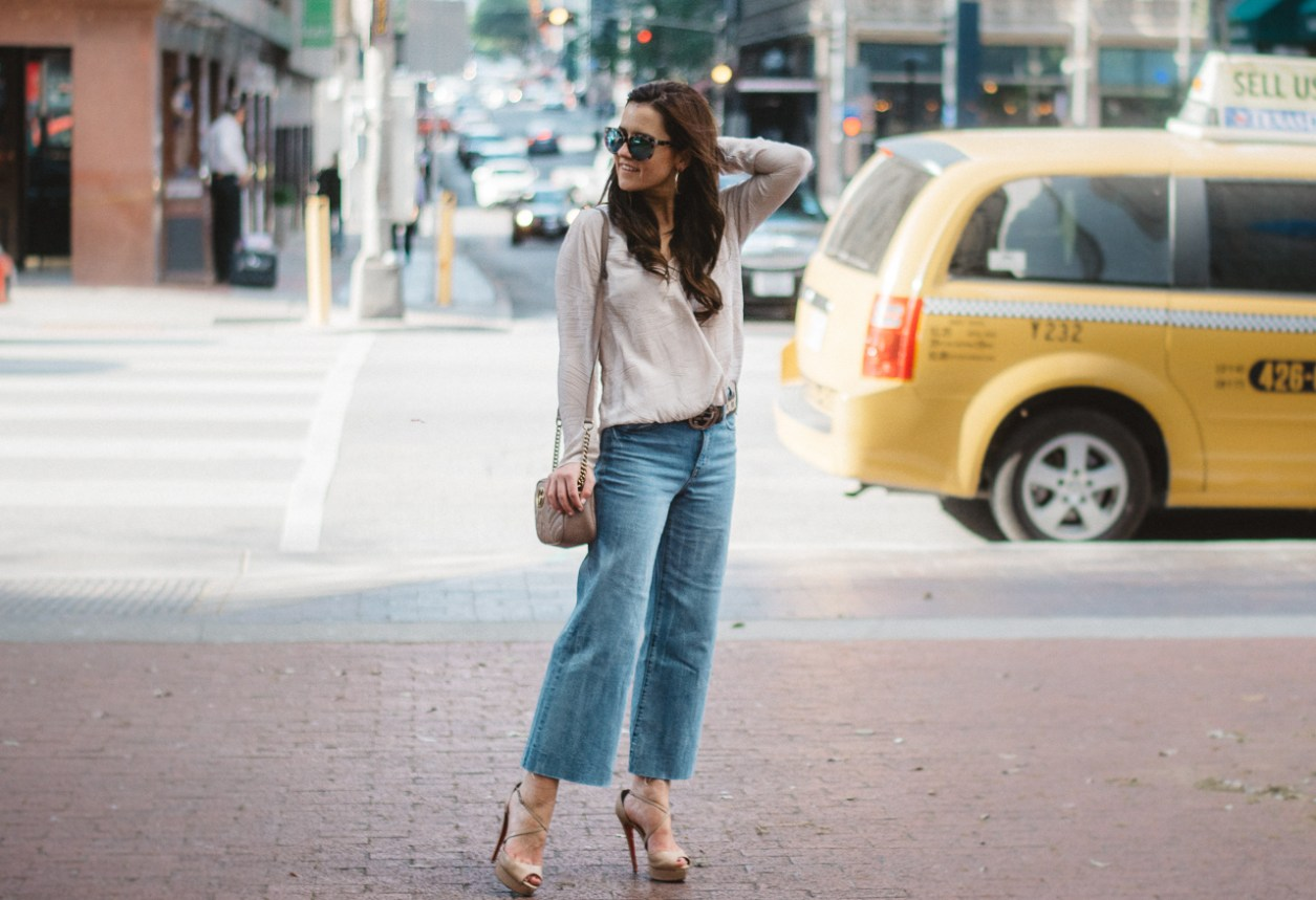 Denim Gaucho Trend