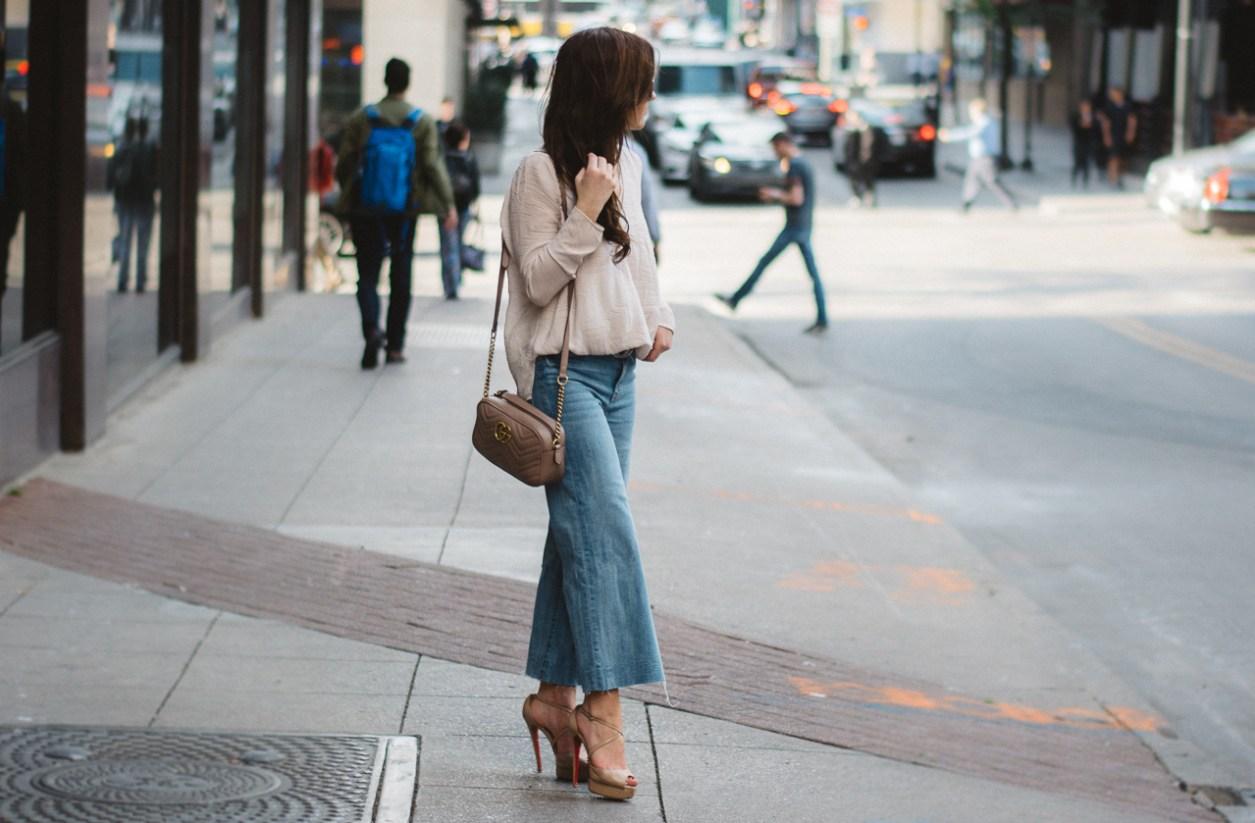 Gaucho Jeans