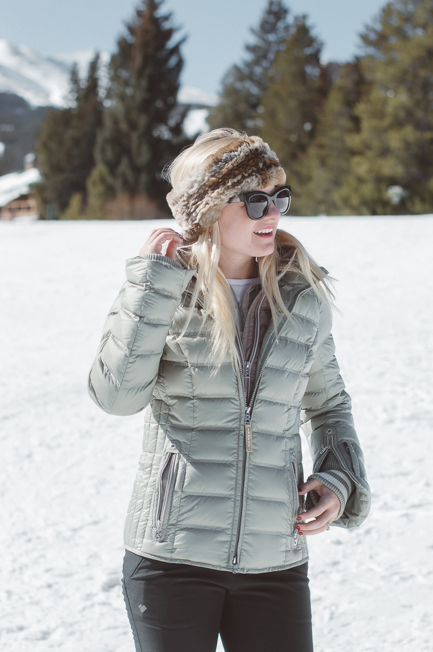 Where to buy chic ski wear