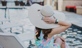Lilly Pulitzer Eugenia Kim Hat Collection