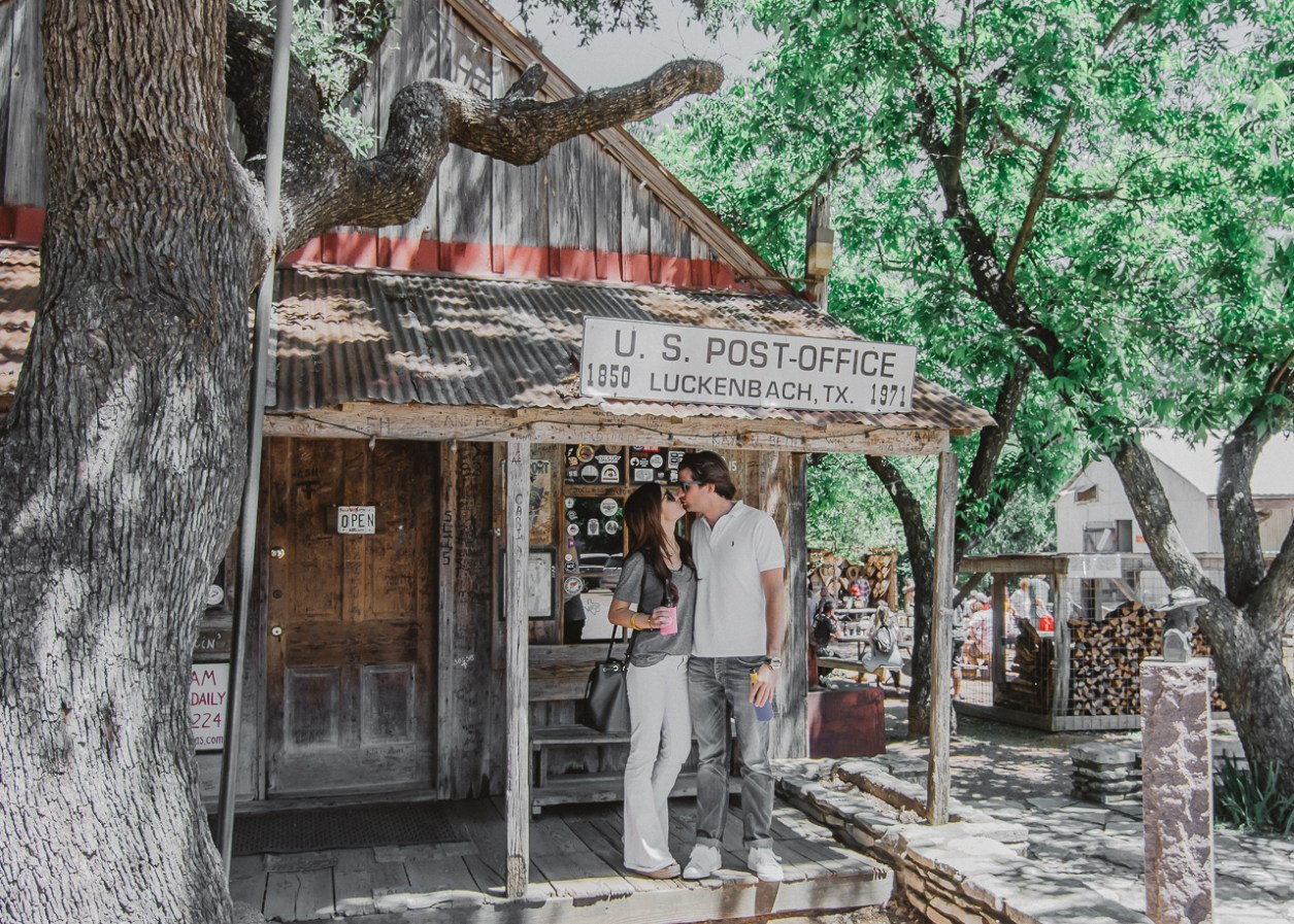 what to do in luckenbach texas