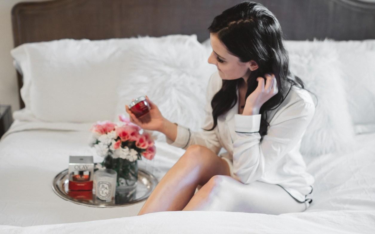 Olay Regenerest Micro-Sculpting Cream Blog Review