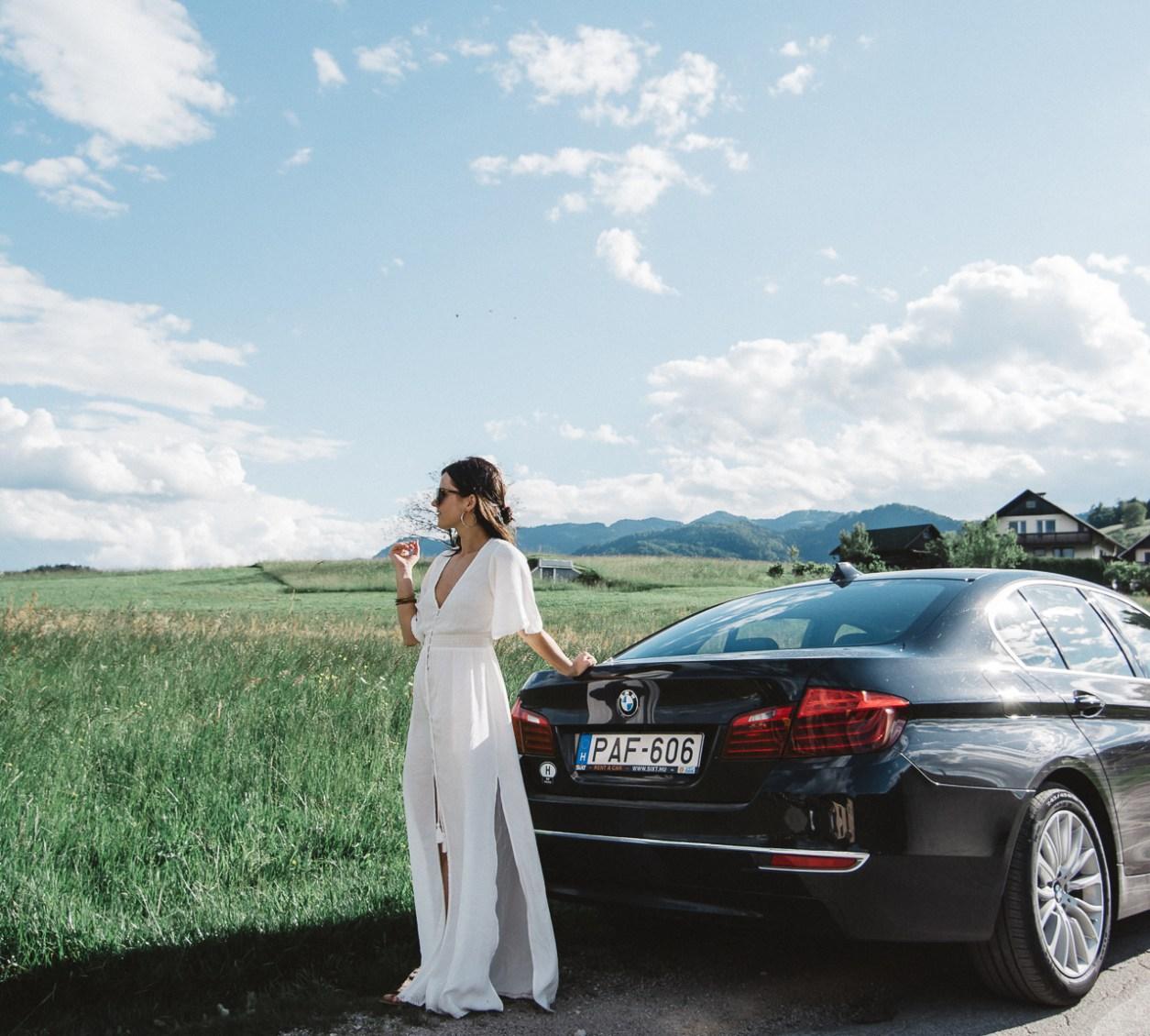 Triglav National Park Sixt Rental Car