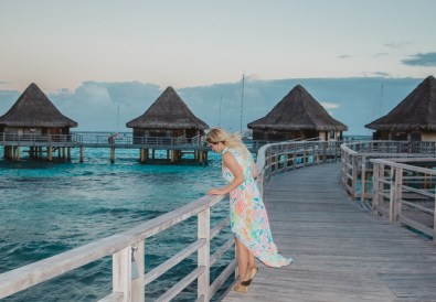 Hotel Kia Ora Rangiroa French Polynesia Hotel Blog Review
