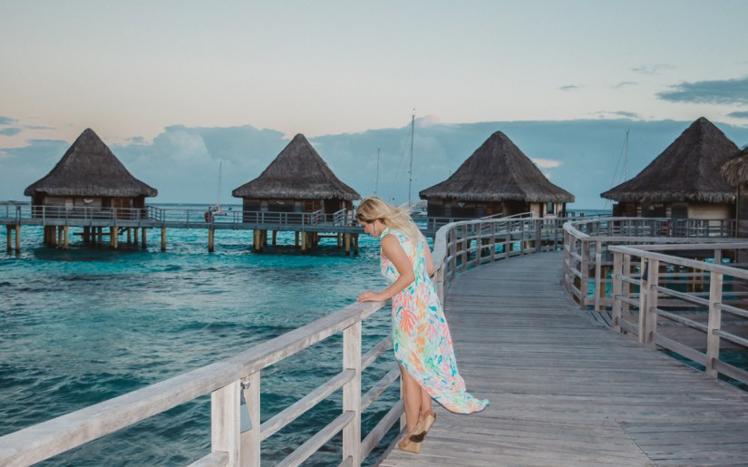 Hotel Kia Ora Rangiroa French Polynesia Hotel Blog Review