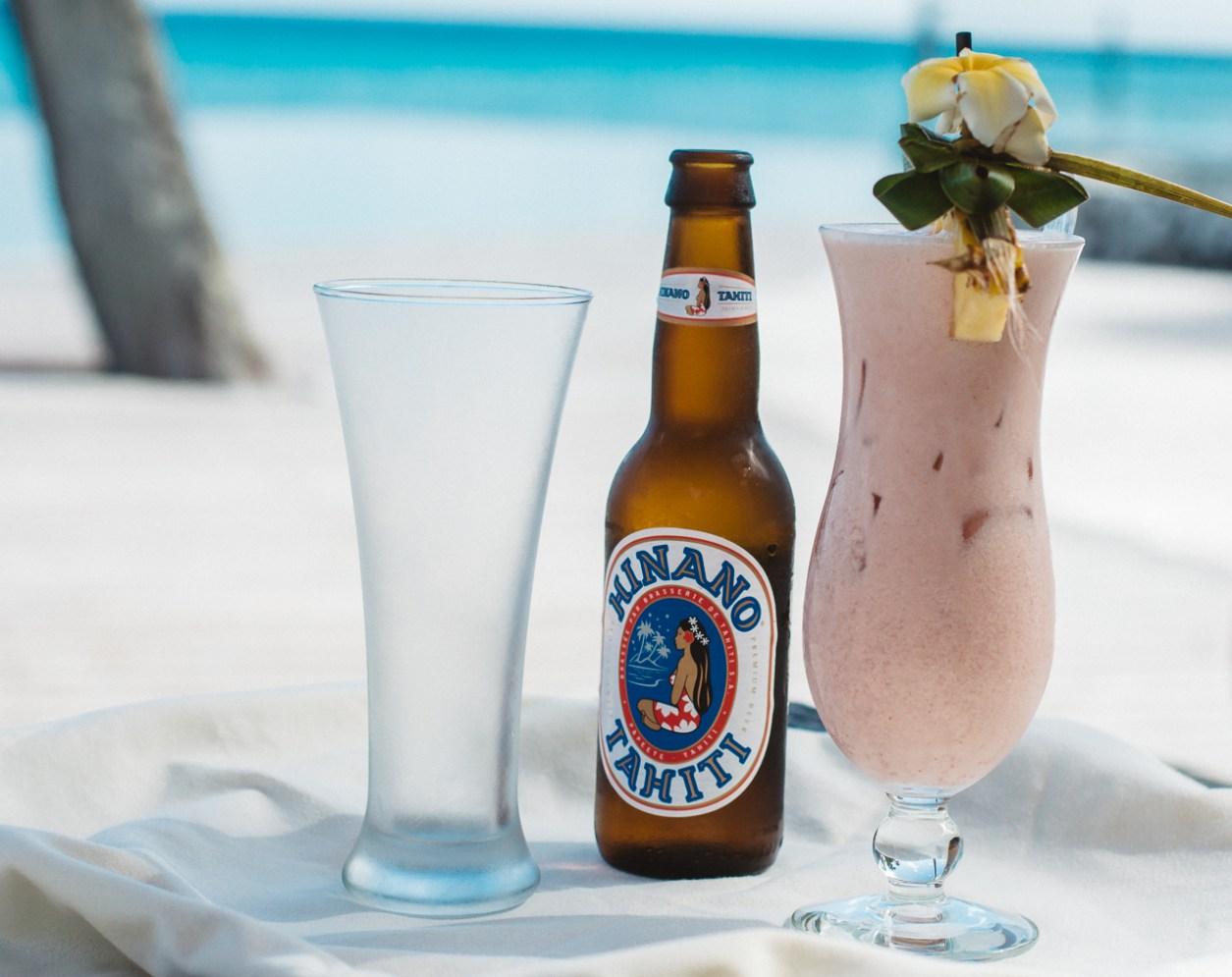 Hotel Kia Ora Rangiroa French Polynesia Bar