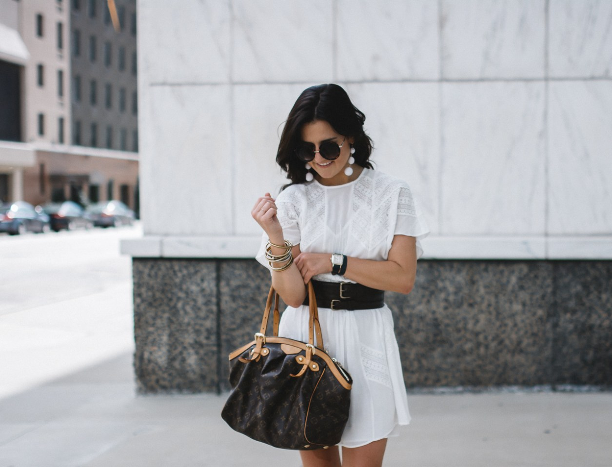 How To Wear A White Dress In Fall (14 of 17)