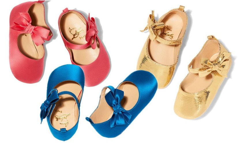 loubibaby Goop Christian Louboutin Childrens Shoes