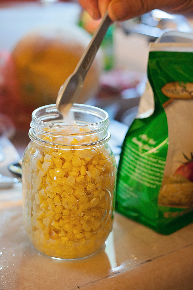 Canning Your Own Sweet Corn