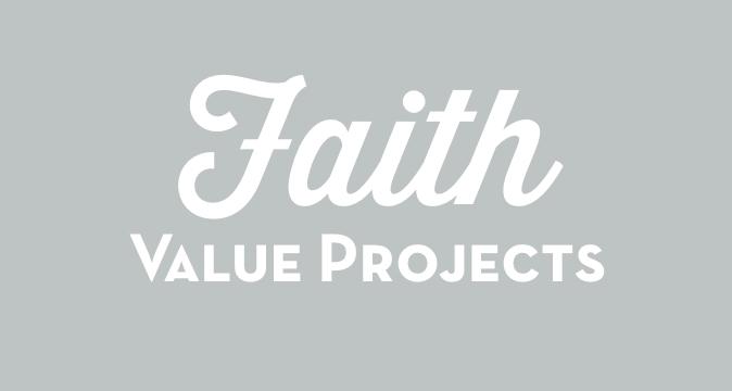 Faith Project Ideas